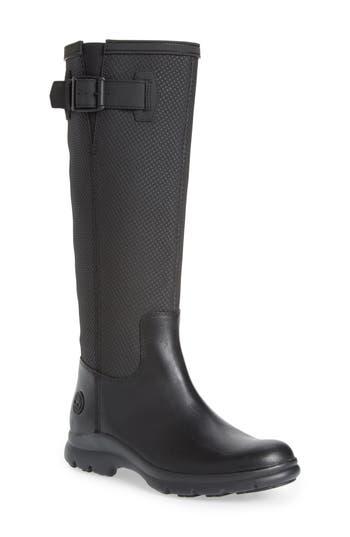 Timberland Turain Tall Waterproof Boot- Black
