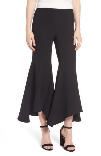 Women's Chelsea28 Ruffle Crop Flare Pants