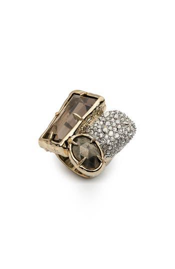 Women's Alexis Bittar Elements Crystal Statement Ring