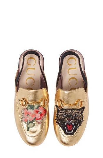 Toddler Girl's Gucci Princetown Loafer