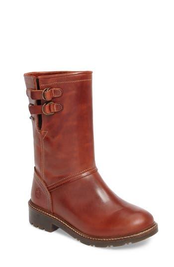 Women's Fly London Sasi Waterproof Gore-Tex Boot, Size 5.5-6US / 36EU - Red