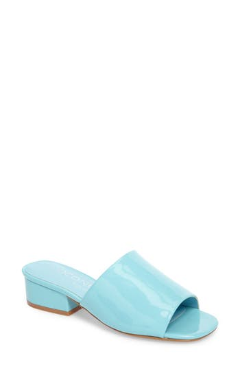 Coconuts By Matisse Plantain Slide Sandal, Blue