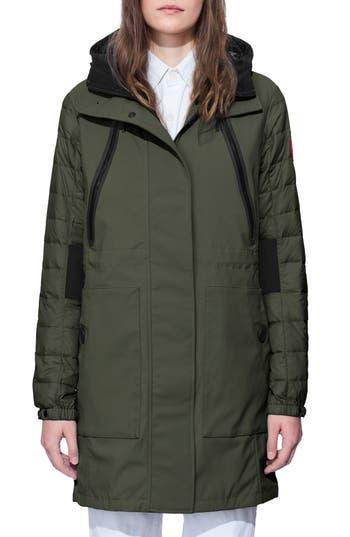 Canada Goose Sabine Coat, (0) - Green