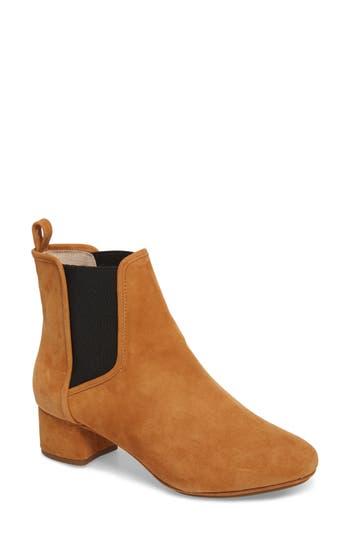 Yosi Samra Penelope Chelsea Boot, Brown