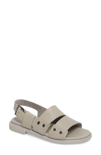 Camper Edy Slingback Sandal, Grey