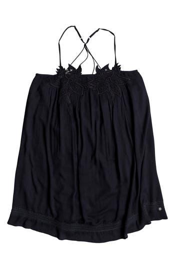 Roxy Where Do We Belong Swing Dress, Black