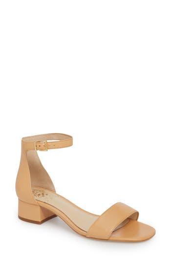 Women's Vince Camuto Sasseta Sandal, Size 7.5 M - Beige