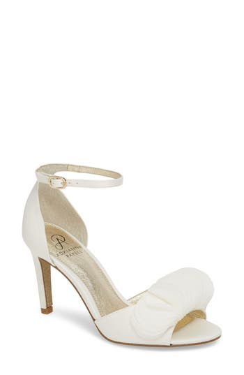 Adrianna Papell Gracie Ankle Strap Sandal, White