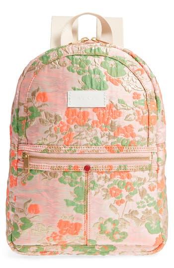 State Bags Mini Kane Brocade Backpack - Pink