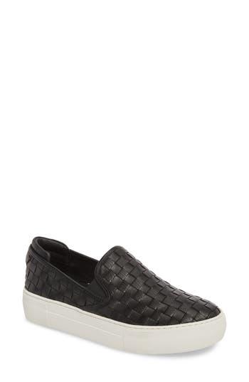 Jslides Proper Slip-On Sneaker, Black