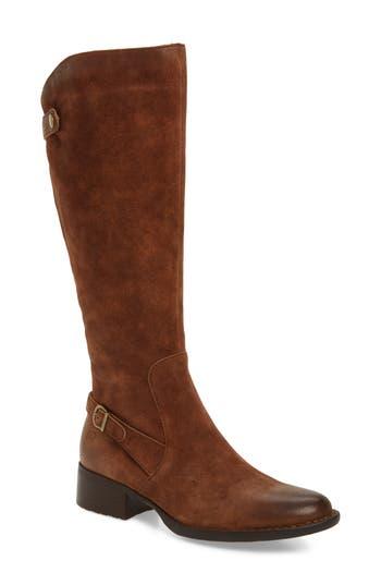 B?rn Cupra Tall Boot, Regular Calf- Brown
