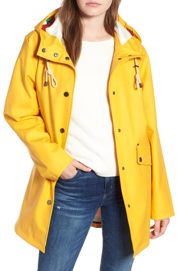 Pendleton Astoria Rain Jacket, Yellow