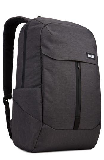 Thule Lithos Backpack - Black