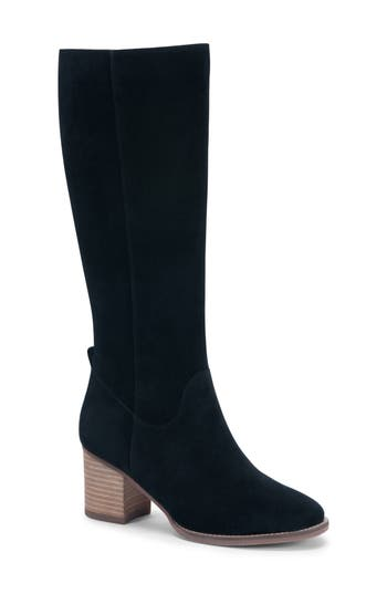 Blondo Nicola Waterproof Knee High Boot- Black