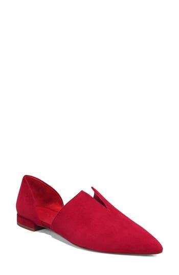Vince Darlington Flat, Red