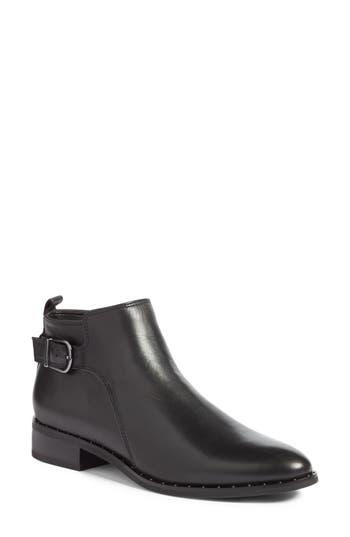 Blondo Tami Waterproof Moto Boot- Black