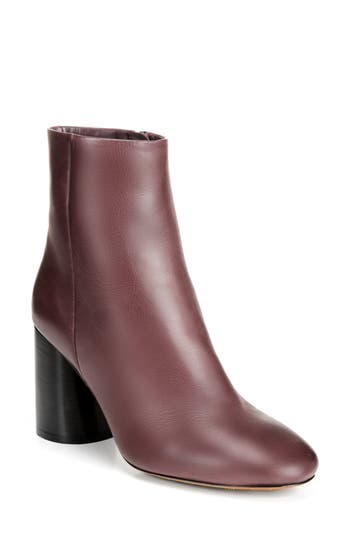 Vince Ridley Bootie- Red