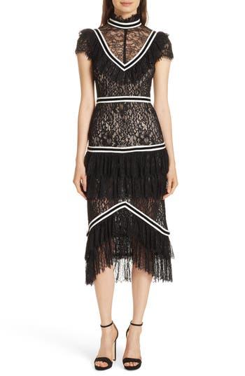 A L C Dresses