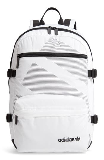 Adidas Originals Eqt Backpack - White