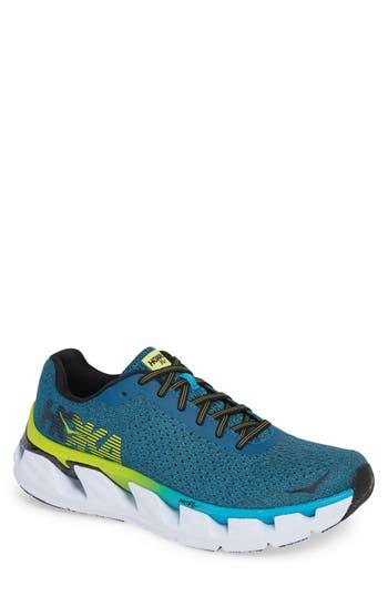 Hoka One One Elevon Running Shoe- Blue