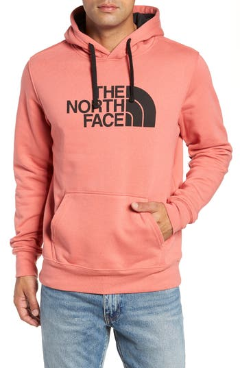 The North Face Holiday Half Dome Hooded Pullover, Pink
