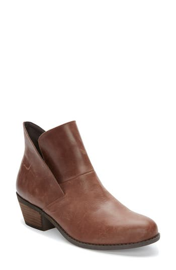 Me Too Zena Ankle Boot- Brown