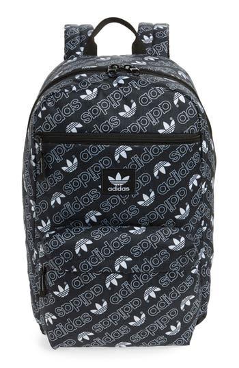 Adidas Originals Monogram National Backpack - Black