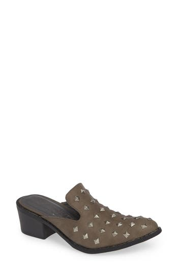Coconuts By Matisse Rift Studded Mule, Grey