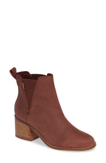 Toms Esme Bootie, Red