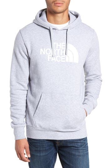 The North Face Holiday Half Dome Hooded Pullover, Grey