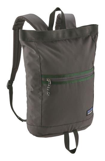 Arbor Market Backpack - Grey, Fge Forge Grey