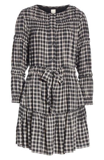 La Vie Rebecca Taylor Plaid Dress