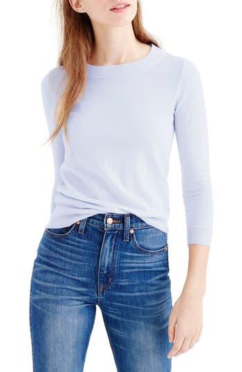 J.crew Tippi Merino Wool Sweater, Blue