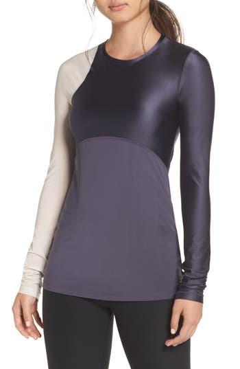 Nike Pro Hypercool Glamour Tee, Grey