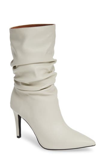 Jeffrey Campbell Guillot Boot- Ivory