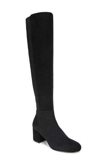 Sam Edelman Valda Knee High Boot- Black
