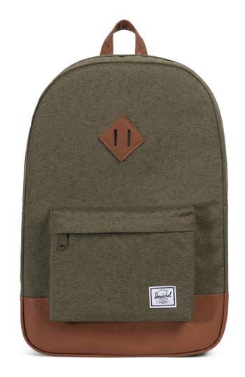 Heritage Backpack - Green