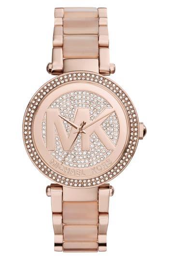 Women's Michael Kors'Parker' Bracelet Watch,39Mm