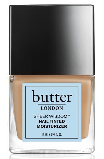 Butter London 'Sheer Wisdom™' Nail Tinted Moisturizer -