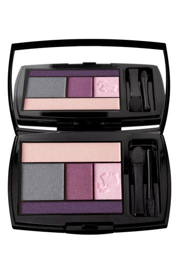 Lancôme Color Design Eyeshadow Palette - Rose Tempete