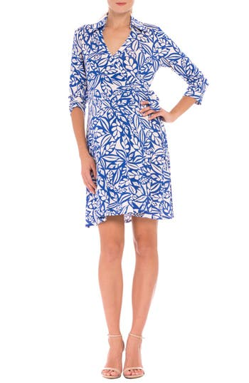 Women's Olian 'Miranda' Maternity Wrap Dress