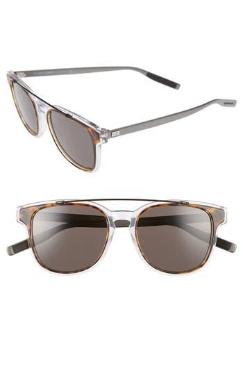 Men's Dior Homme 'Black Tie' 52Mm Sunglasses -