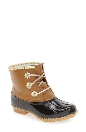 ccd75ea68ec Jack Rogers  Chloe  Rain Boot In Black  Black Rubber