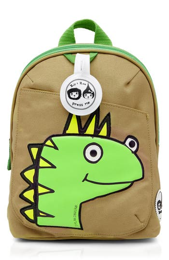 Toddler Babymel Graphic Mini Backpack - Green