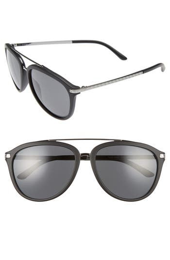 Women's Versace 58Mm Aviator Sunglasses -
