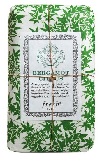 Fresh Bergamot Citrus Petit Soap, Size 5 oz