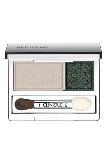 Clinique 'All About Shadow' Eyeshadow Duo - Nightcap