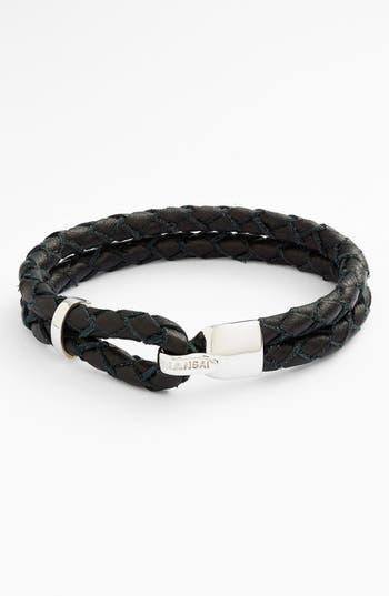 Men's Miansai 'Beacon' Braided Leather Bracelet