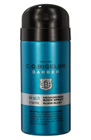C.o. Bigelow 'Barber - Elixir Blue' Body Spray