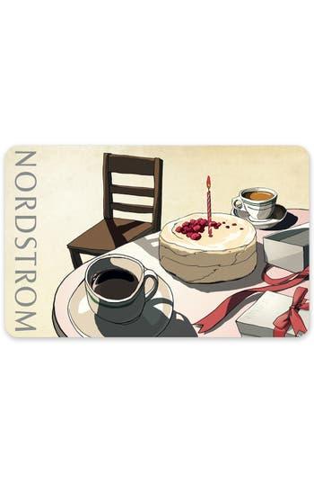 Nordstrom Celebrate Often Gift Card $1000